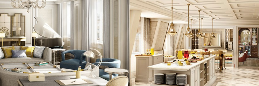 The Langham London Space International Hotel Design