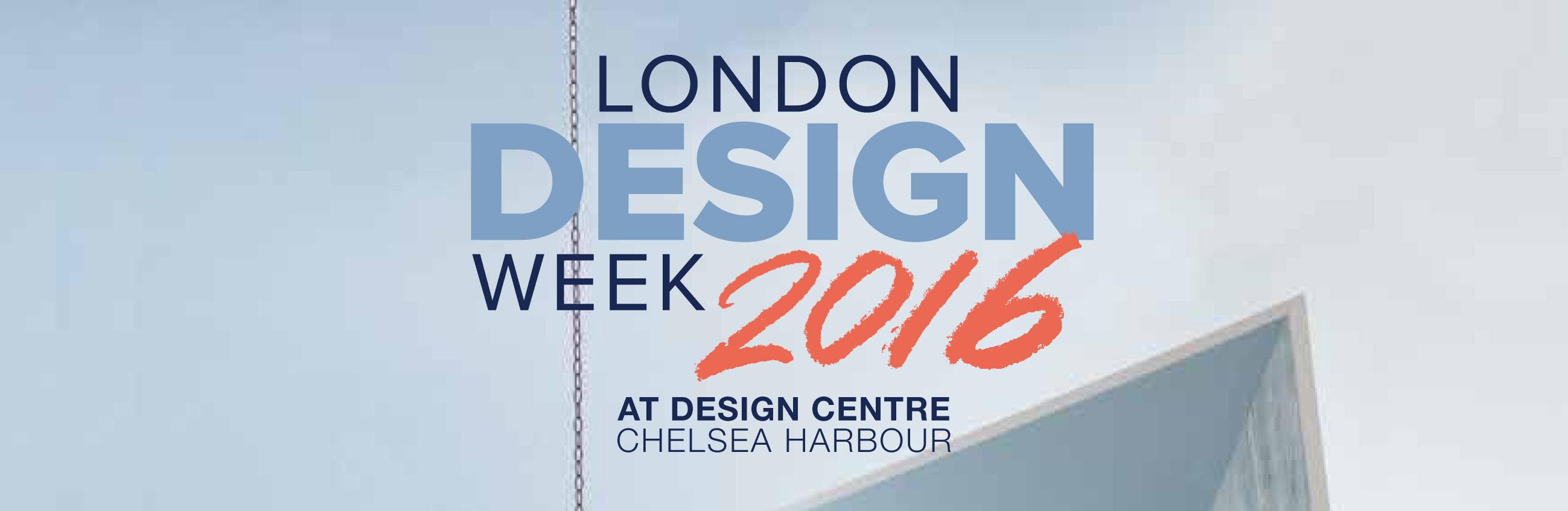 London design week 2016 space international hotel design for Hotel design 2016