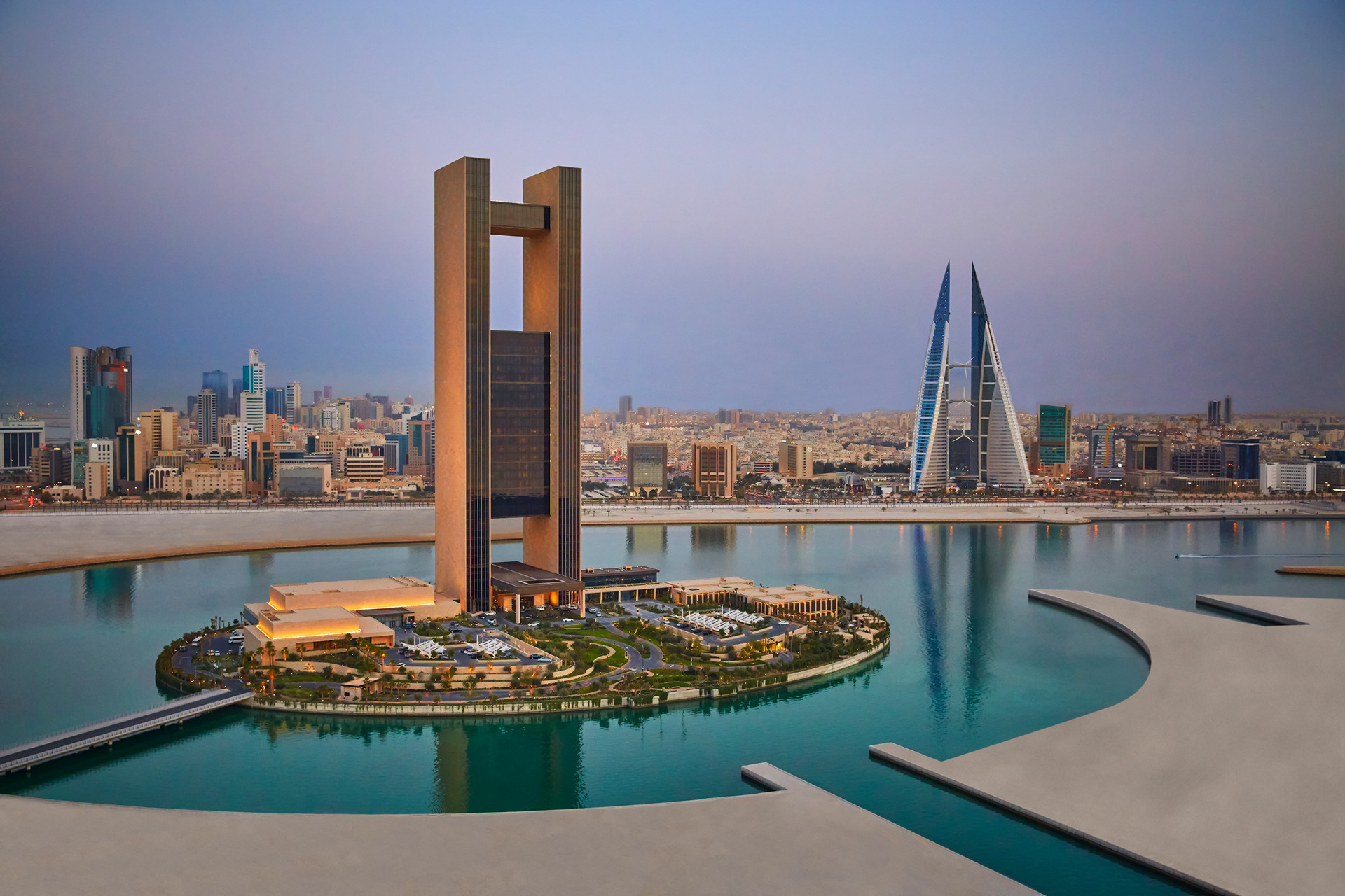 Four Seasons Bahrain Bay Manama Bahrain Space