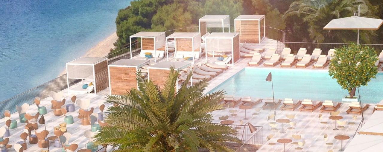 Tui blue hotel to open in croatia in 2017 space for Design hotel kroatien