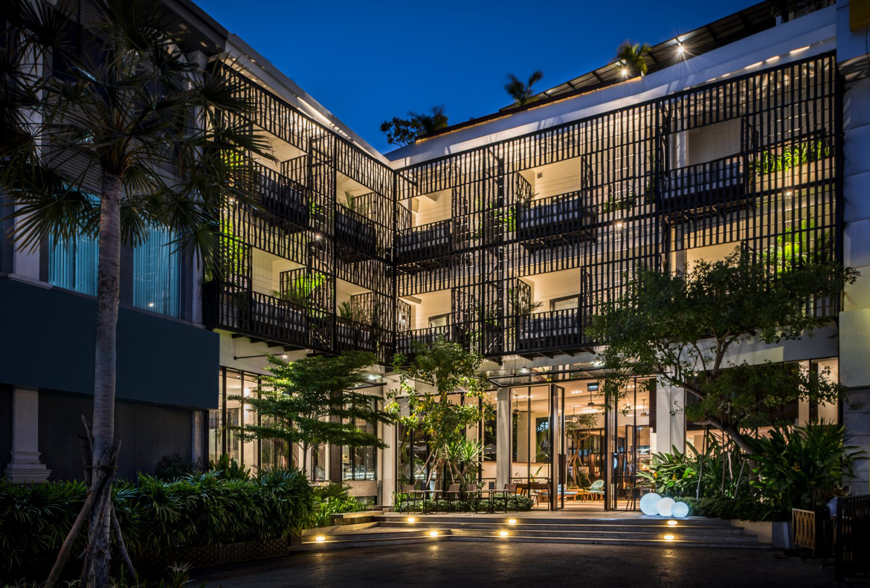 Aviary bintaro to open near jakarta space for Design hotel jakarta