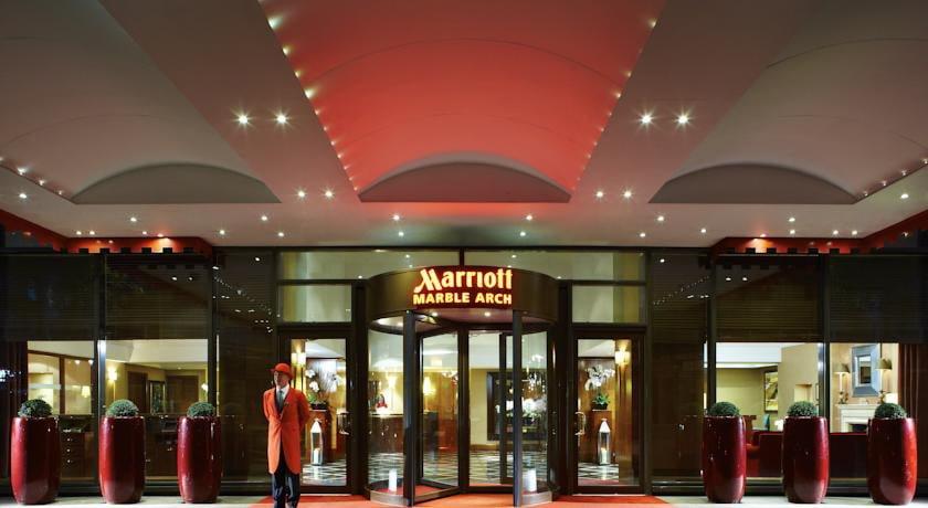 london marriott hotel marble arch unveils multi