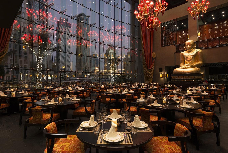 Buddha Bar Dubai Space International Hotel Design