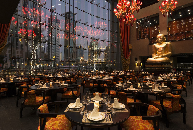 Buddha Bar Hotel Restaurant