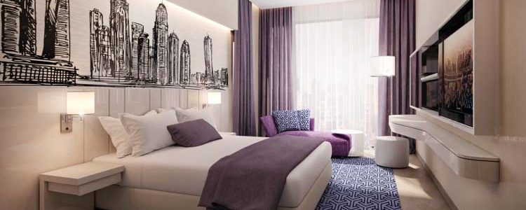 Accorhotels to open its largest mercure hotel in dubai for Biggest hotel of dubai