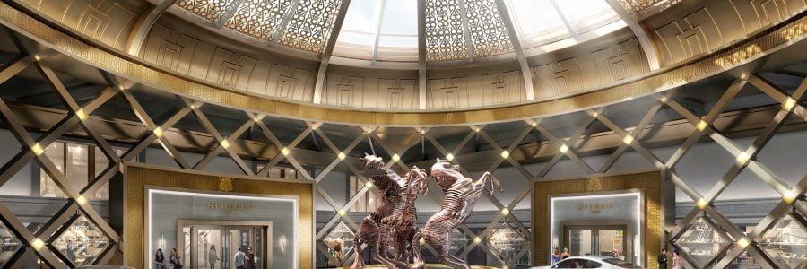 WATG And Wimberly Interiors Design The St. Regis Astana, Kazakhstan