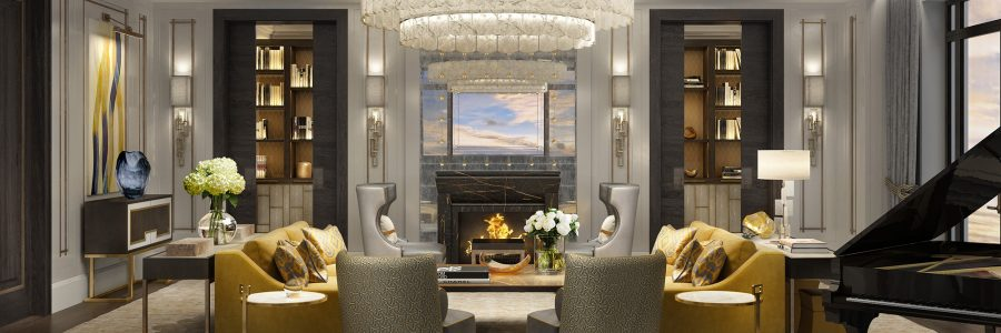 WATG and Wimberly Interiors design The St Regis Astana Kazakhstan