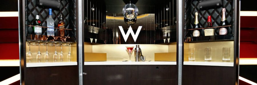 The Bar At W London Hotel Closes For Refurbishment Space