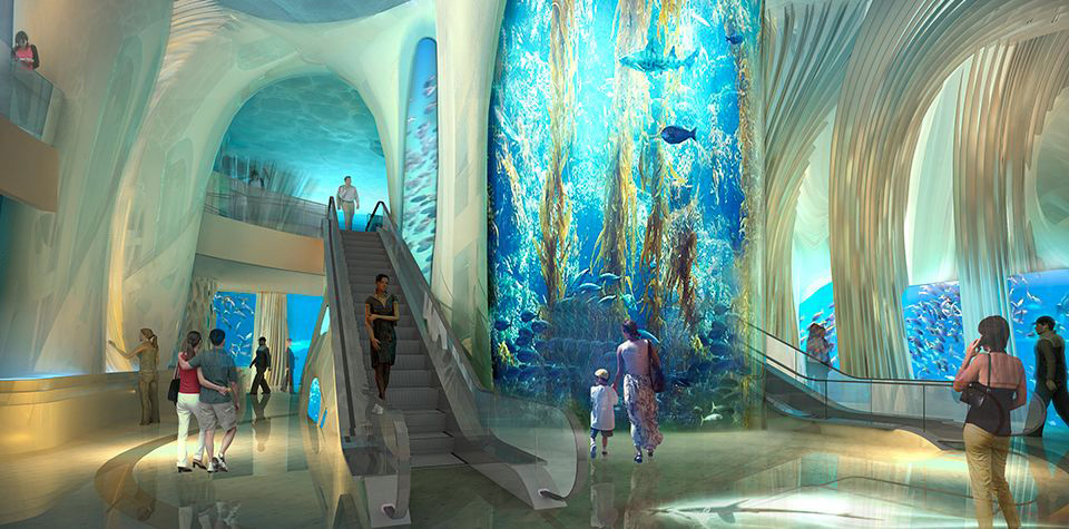 Atlantis Sanya Space International Hotel Design
