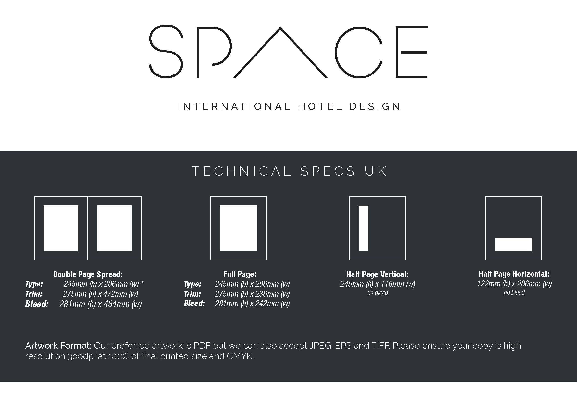 copy spec space international hotel design