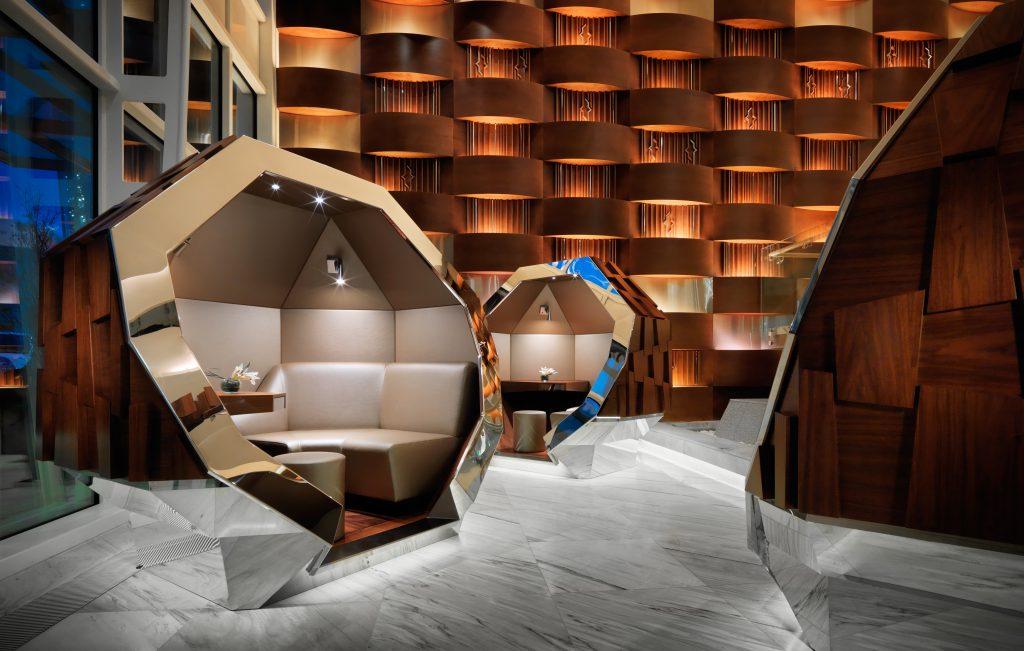 Jw Marriott Absheron Hotel Baku Azerbaijan Space