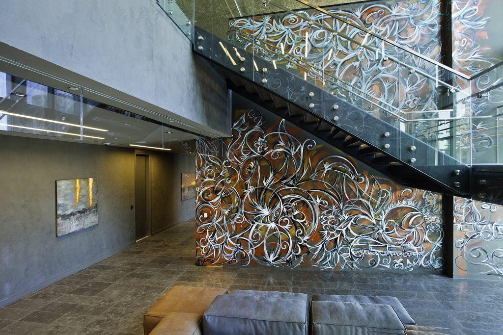 Mijares Murai Stairwell