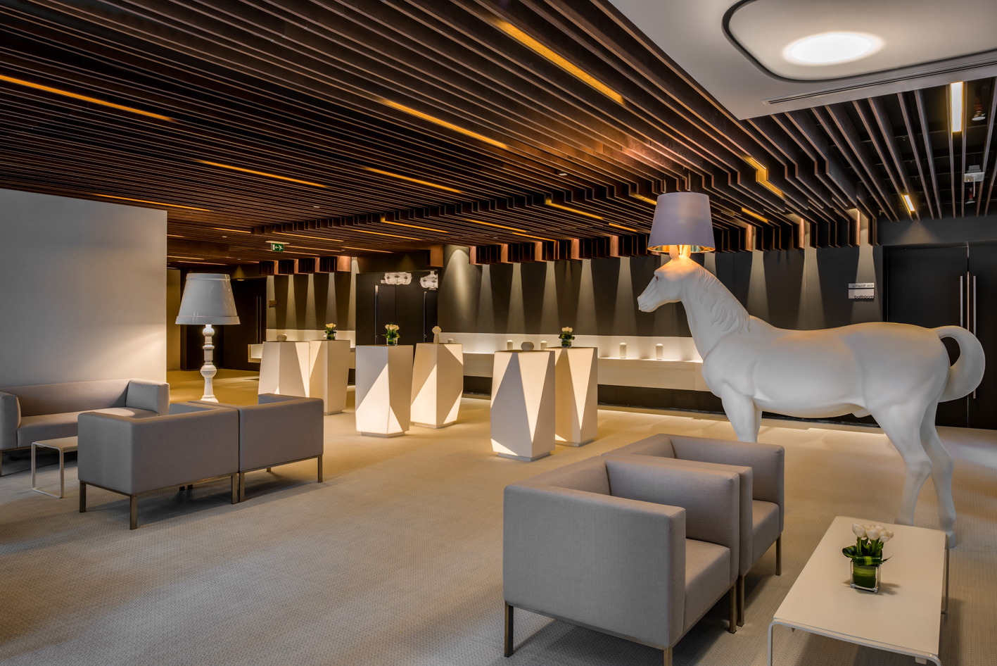 The Act Hotel Sharjah Space International Hotel Design