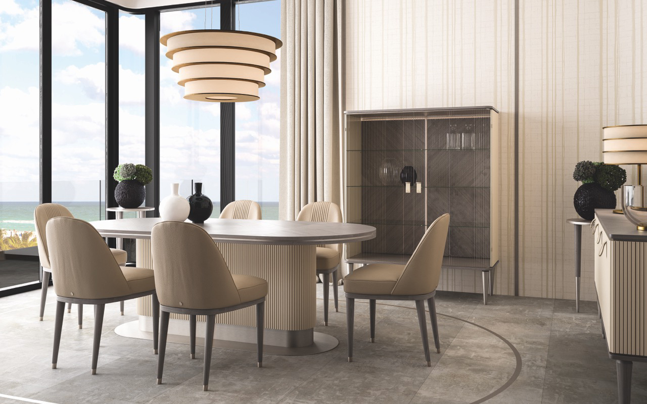 New Luxury Italian Furniture Brand Cipriani Homood To