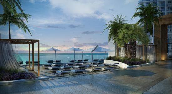 Conrad Fort Lauderdale Beach Florida Space