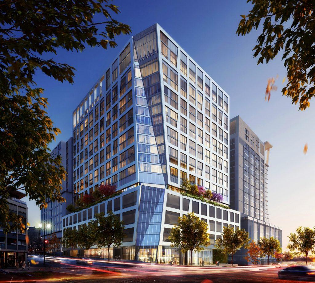 Nashville Architects: New Luxury Collection Hotel In Nashville's SoBro
