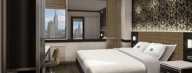 Rooftop Bars Nyc >> Aliz Hotel Times Square Makes Its New York Debut - SPACE | International Hotel Design