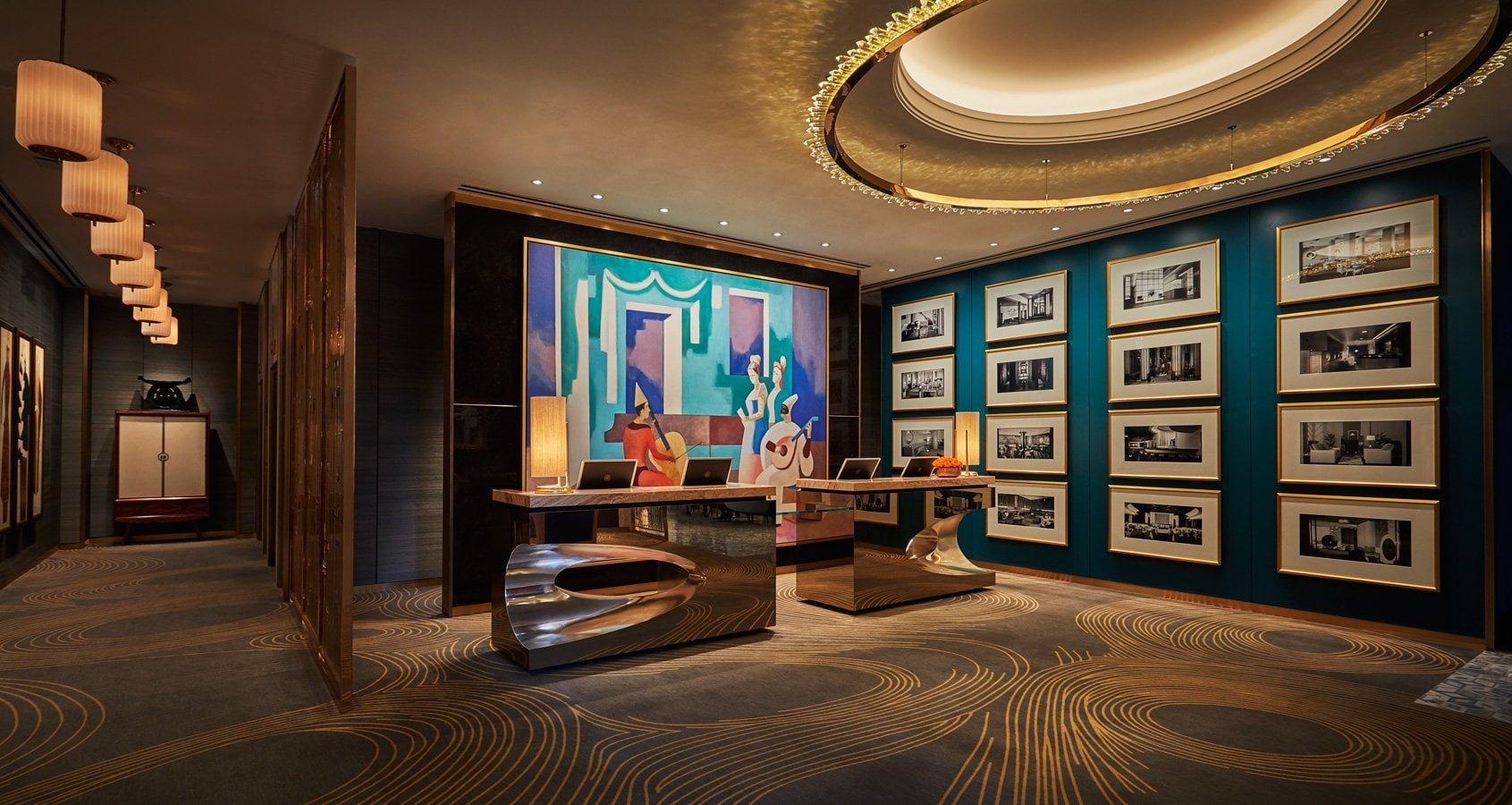 Viceroy chicago usa space international hotel design for Design hotel usa