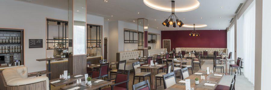 Chelsom supplies lighting for Hilton Garden Inn Emirates Old