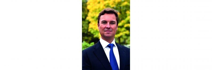 Tom Rowntree, Vice President of Global Luxury Brands IHG - SPACE
