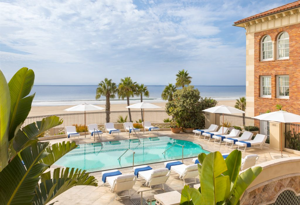 Shutters On The Beach And Hotel Casa Del Mar Join Preferred