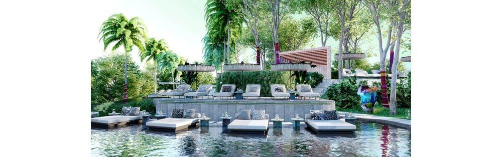 W Hotels Announce New Hotel In Bali W Ubud Space